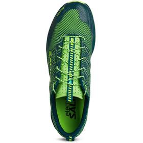 Salming Elem**** 2 Shoes Men Deep Teal/Sharp Green